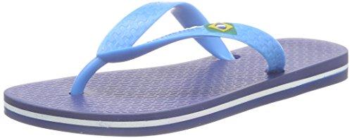 IpanemaClas Brasil II Kids - Infradito Unisex - Bambini , Blu (Blau (blue 8078)), 38