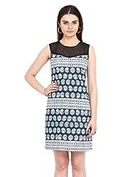 Print dress Medium