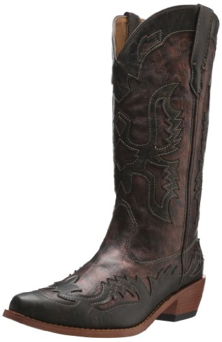 Roper Women's Eagle Snip Toe Boot