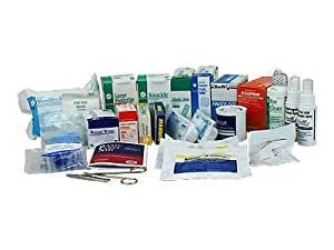 Refill kit for the restaurant first aid kit for First aid kits for restaurant kitchens
