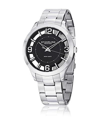 Stührling Reloj con movimiento cuarzo suizo 754.02 42 mm