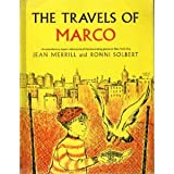 Travels of Marco Re (0394917650) by Merrill, Jean