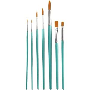 Wilton 7-Piece Decorating Brush Set