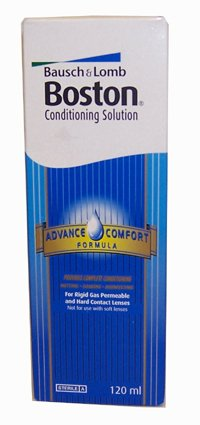 Bausch & Lomb Boston Advance Comfort Formula Conditioning Solution for Contact Lenses 120ml