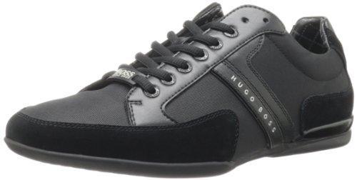 Hugo Boss  50247632, Herren Sneaker Schwarz schwarz thumbnail