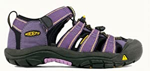 KEEN Newport H2 Sandal - Toddler/Infant Boys' Purple, 4.0