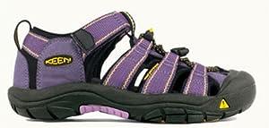 KEEN Newport H2 Sandal - Toddler/Infant Boys' Purple, 4.0