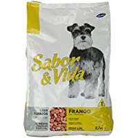 Sabor & Vida Adult Chicken Dog Food, 2.7 Kg
