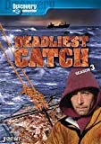 New Gaiam Media Deadliest Catch-Season 3 Television Series Sequels Dvd Movie 508 Minutes