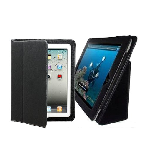 iPad2 Leather Case with Stand