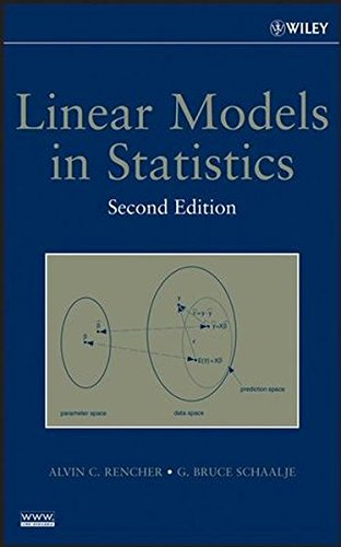 Linear Models in Statistics (Wiley Series in Probability and Statistics)