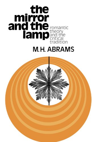 The Mirror and the Lamp: Romantic Theory and the Critical Tradition (Galaxy Books)