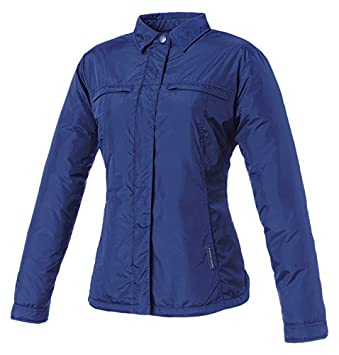 Tucano urbano 8916WF024BB0 mERCOLEDÌ-respirant, windproof and water-repellent cut short women's padded jacket-veste-homme-bleu clair-taille xXXS