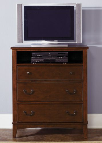 Chelsea Square 3 Drawer Chest front-901548
