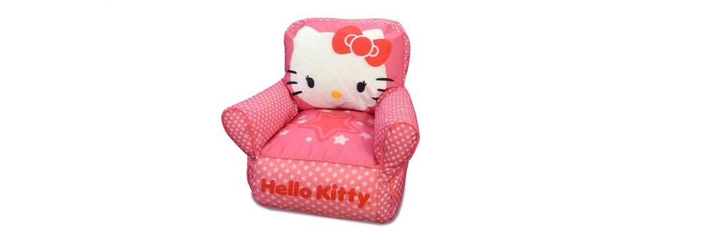 Hello Kitty Bean Chair Toddler Size