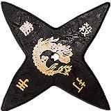 TMAS Ninja Rubber Stars, 4 Points