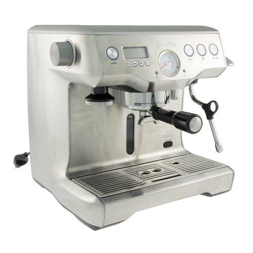 Breville BREBES920XL Dual Boiler Espresso, Silver