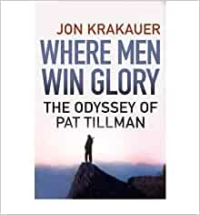 where men win glory jon krakauer essay Where men win glory: book summary and reviews of where men win glory by jon krakauer.