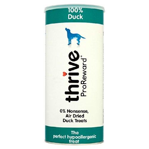 Thrive ProReward 100% duvet de canard pour les chiens Maxitube 500g