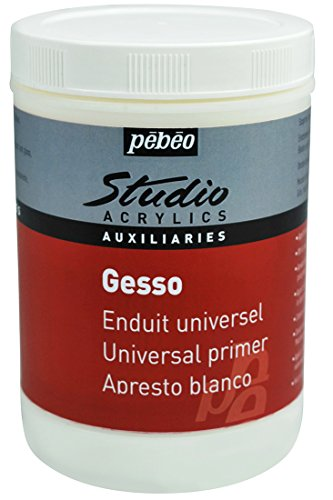 pebeo-524122-acrylic-studio-gesso-1-litre