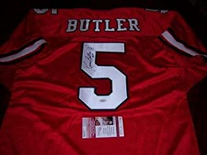 Kevin Butler Autographed Jersey - Georgia Bulldogs sbxx Jsa coa - Autographed NFL... by Sports+Memorabilia