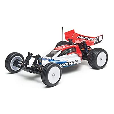 Team Associated B4.2 Brushless RTR 1/10 2wd Buggy w/2.4GHz Radio, Battery & Charger