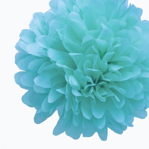Dress My Cupcake 5-Inch Tiffany Blue Tissue Paper
