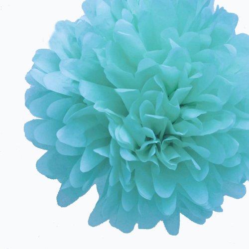 Dress My Cupcake 5-Inch Tiffany Blue Tissue Paper
