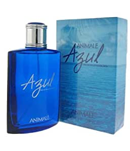 Amazon.com : Animale Azul Edt Spray 3.3 Oz : Eau De Toilettes : Beauty