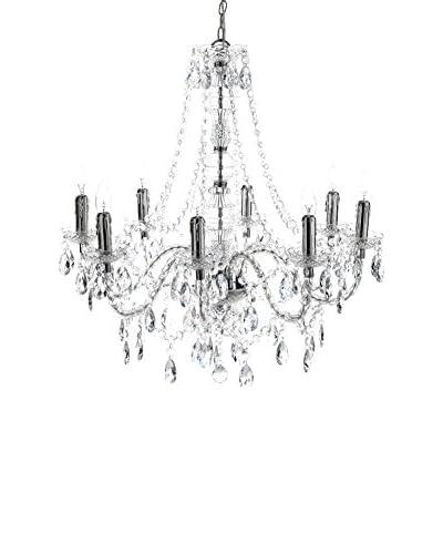 Contemporary Lighting  Lámpara De Araña Jewel Clear Transparente