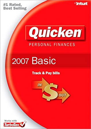 Quicken 2007 Basic