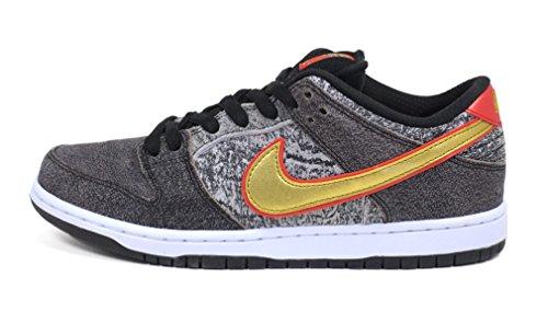 Nike Dunk Low Premium Sb Qs Mens Sneakers 504750-077