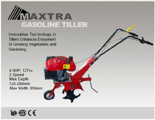 Maxtra 4HP Portable Multi-purpose Mini Tiller