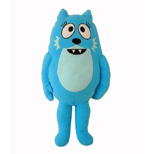 Stuffed animals plush pillows toys yo gabba gabba toodee for Amazon com pillow pets