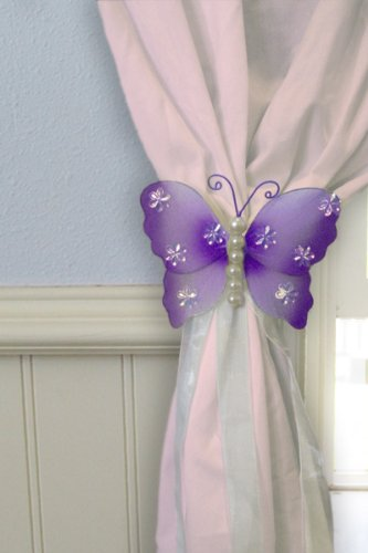 Pin Nylon Butterflies Flowers Tutorials How To Make Stocking On Pinterest