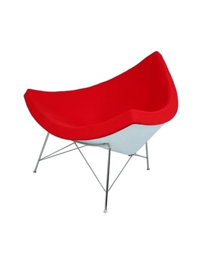Stilnovo Coconut Chair, Red