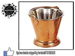 King International Brown Copper Serving Dish