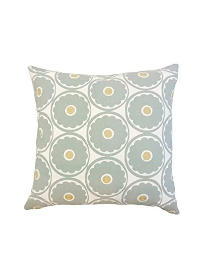 "The Pillow Collection 18"" Spa Pillow, Grey"