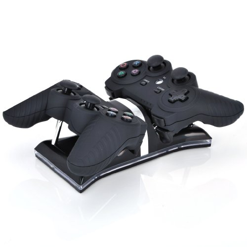 how to connect multiple ps3 controllers to pc