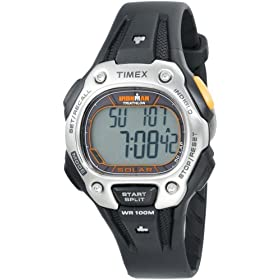Timex Men's Ironman Solar Power 50-Lap Resin Strap Watch #T5J261
