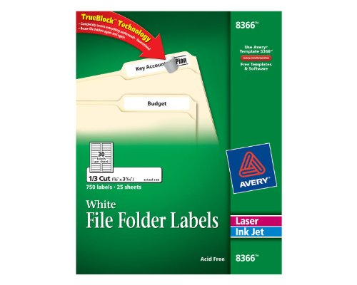 smead label templates - smead hanging file folder with tab 1 3 cut adjustable