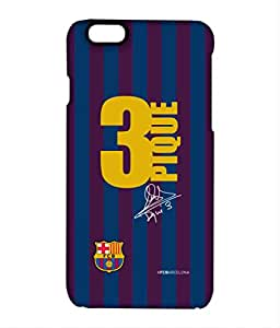 JERSEY PIQUE Phone Cover for Iphone 6 by Block Print Company