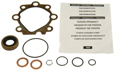 ACDelco 36-348376 Professional Power Steering Pump Seal Kit with Bushing, Gasket, and Seals (Kit Power Steering Pump compare prices)
