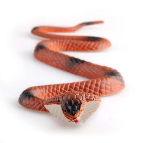 brown-new-soft-rubber-fake-snake-vinyl-plastic-figure-prank-joke-toy