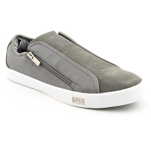 RYZ L-G3 Low-Top Sneakers Shoes Gray Mens