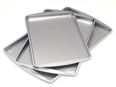 EZ Baker Three Piece Cookie Pan Set