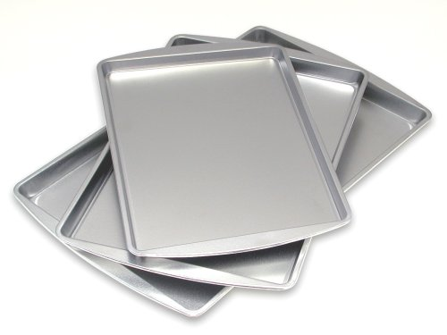 EZ Baker EZ Baker Three Piece Cookie Pan Set