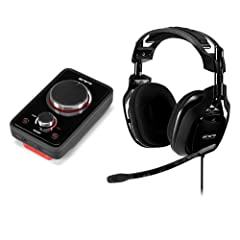 The ASTRO A40 2011 Edition Audio System lets you game like a pro more than  ever before. As the official licensed headset of Major League Gaming (MLG),  ... b17ad21f07