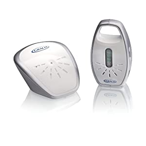 Graco Secure Coverage Digital Baby Monitor with 1 Parent Unit