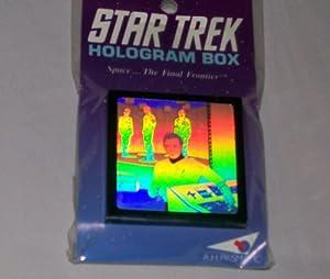 Star Trek Hologram Box (Original Series) - Captain Kirk
